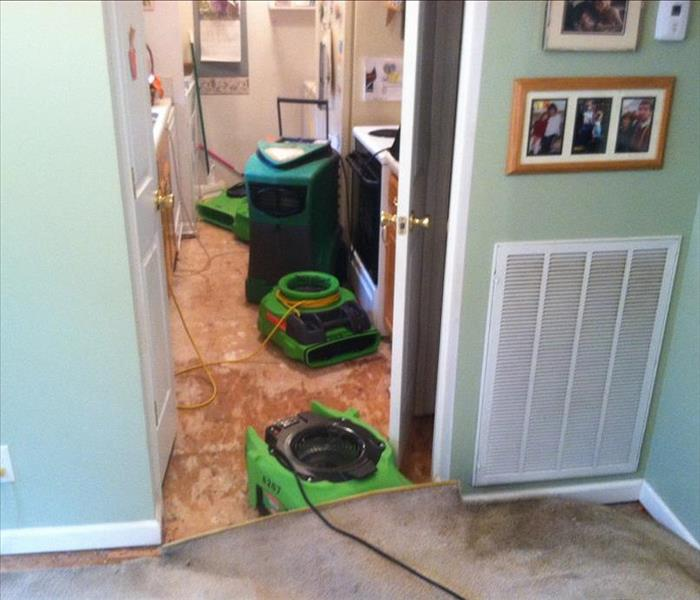 Water Damage in Springfield