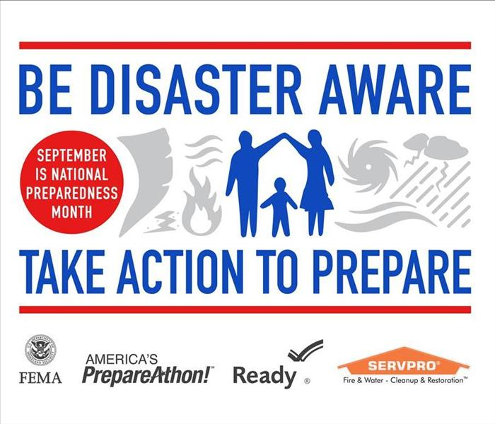 General National Preparedness Month: Disaster Preparedness Checklist