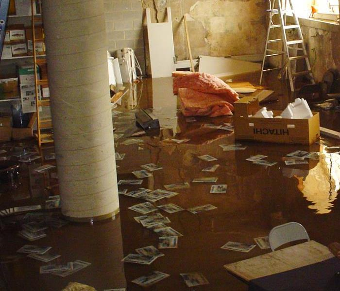 Water Damage Understanding Water Damage Types in White House