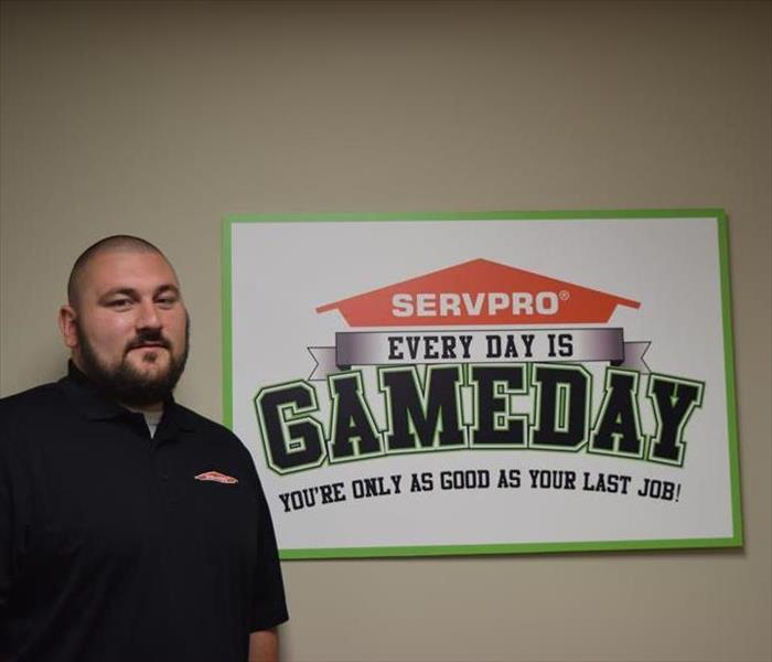 Commercial SERVPRO of Cheatham, Robertson and Dickson Counties Employee Spotlight