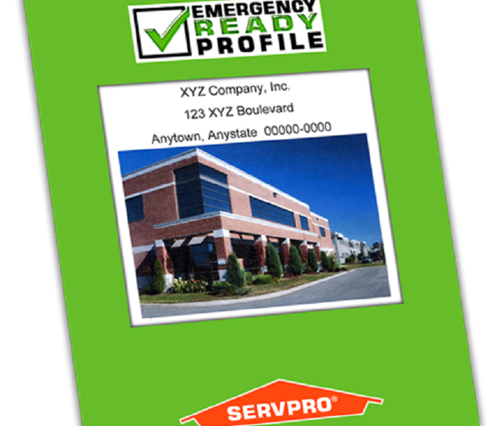Commercial Have Your Springfield Business Ready in 2016: SERVPRO's Emergency Ready Profile